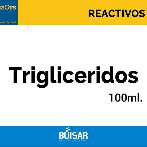 Trigliceridos 100 ml