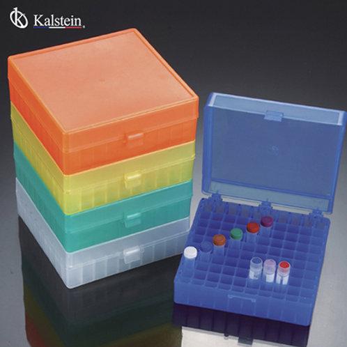 Caja para microtubos