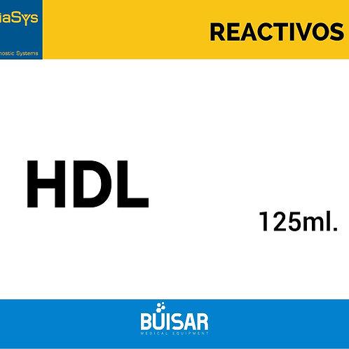 HDL 125 ml