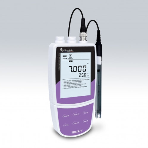 Medidor portátil de iones de plomo