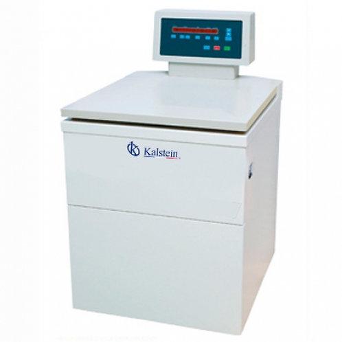 Centrífuga refrigerada de alta capacidad 5000 rpm LED
