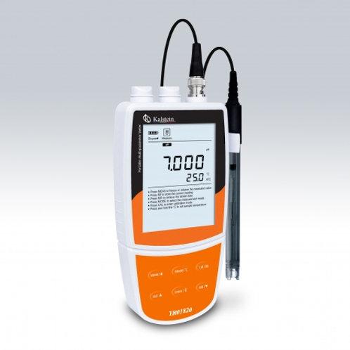 Medidor de calidad de agua multiparamétrico portátil