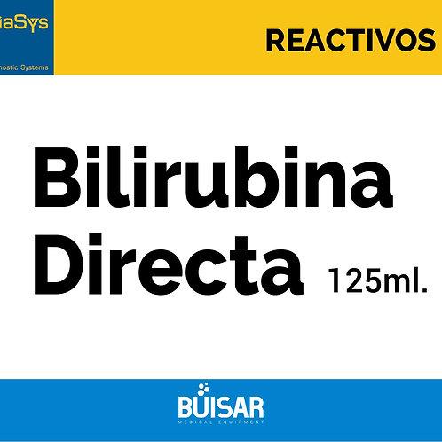 Bilirubina Directa 125 ml