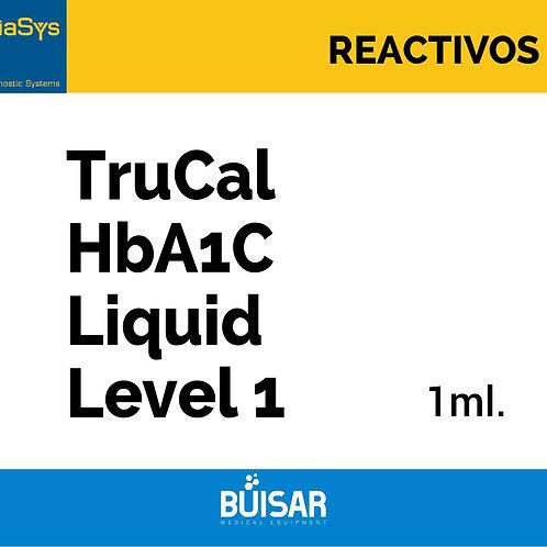 Trulab HbA1C Liquid Level 1 1ml