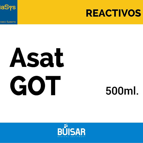 Asat GOT 500 ml