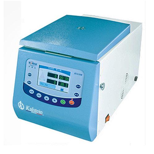 Micro-Centrifugadora refrigerada con pantalla LCD.