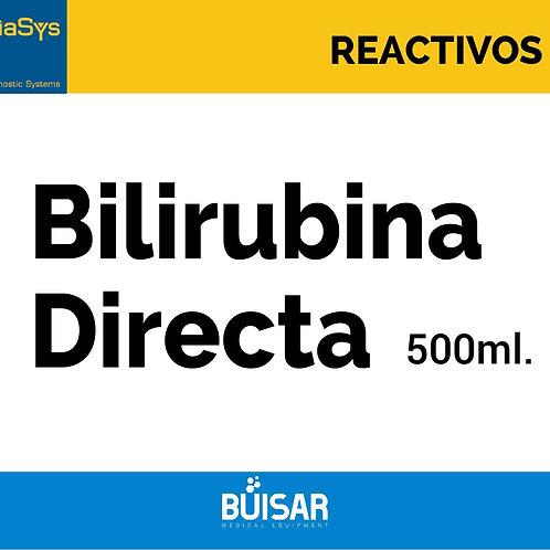 Bilirubina Directa 500 ml