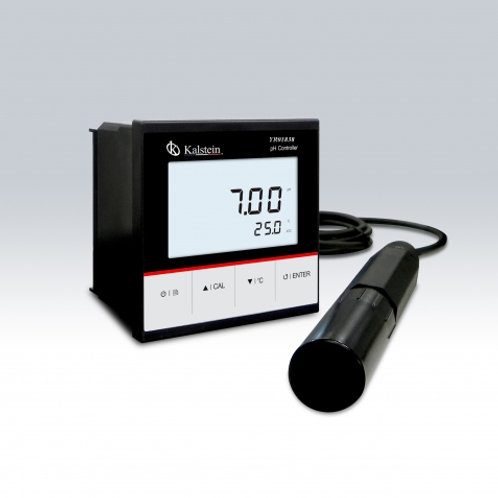 Medidor de pH industrial