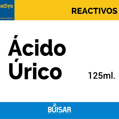 Acido Urico 125 ml