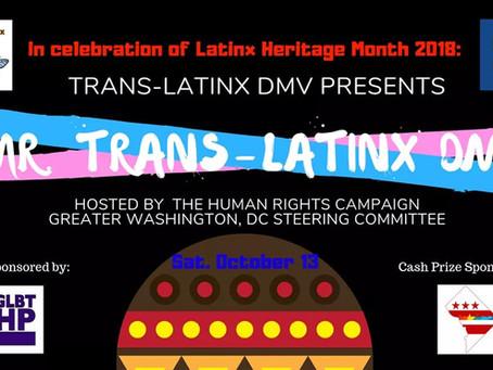 Mr. Trans-Latinx DMV