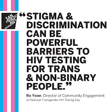 National Transgender HIV Testing Day 2019