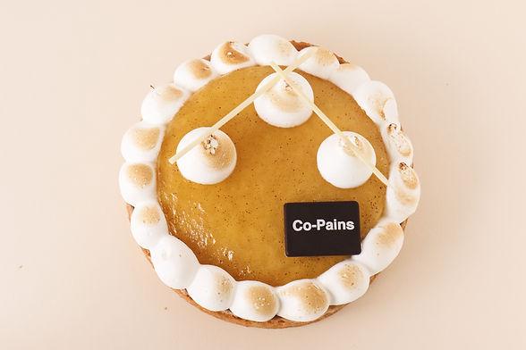 Citroentaart Co-Pains