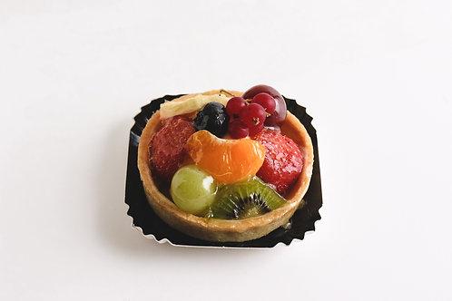 Gebakje gemengd fruit
