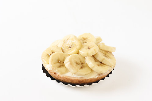 Gebakje banaan