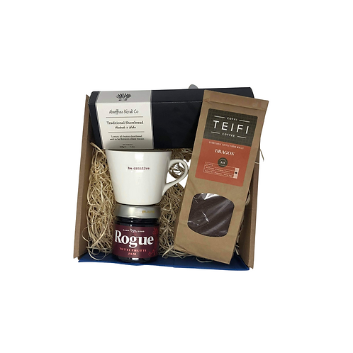 Be Creative Coffee Break Hamper