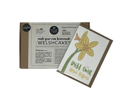 St. David's Day Gift and Card