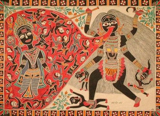 Navaratri: Kali and Durga as One, and turning the Key to the Gate of Freedom