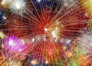 Forgiving the City, the Fireworks, and Conditioning Itself