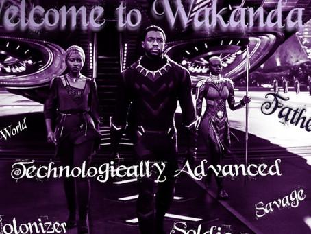 Welcome to Wakanda