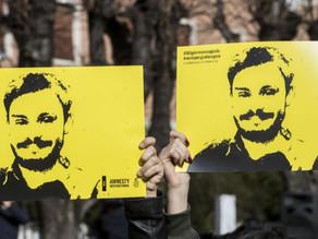 ll silenzio dell'Italia: cinque anni senza Giulio Regeni