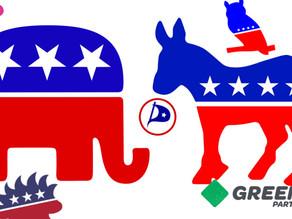 Ma perché in America ci sono solo due partiti?