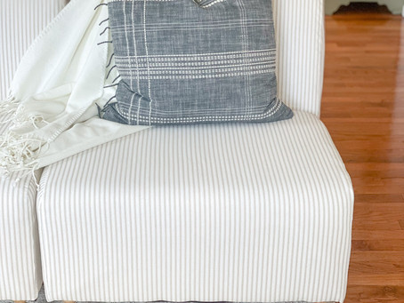 DIY Cottage Style Chair Makeover for Under $100