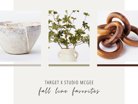 10 Budget Friendly Decor Items From Target x Studio McGee Fall Line