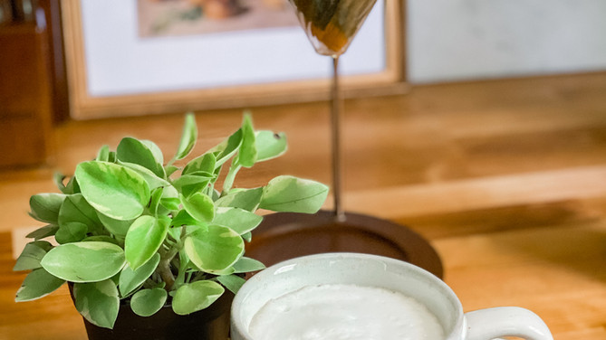 Easy Vanilla Latte Recipe Using a Pour Over