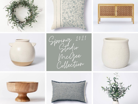 My 15 Favorite Pieces from the Spring 2021 Studio McGee Line at Target