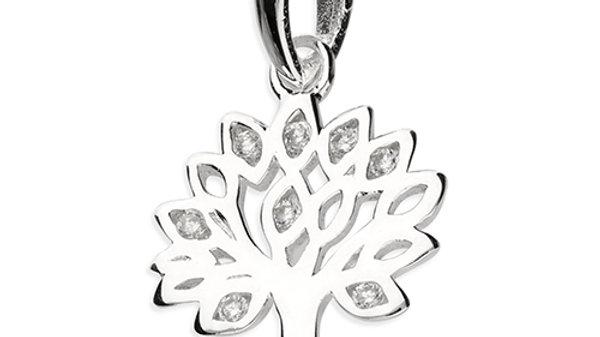 Silver Tree Life Pendant /Chain