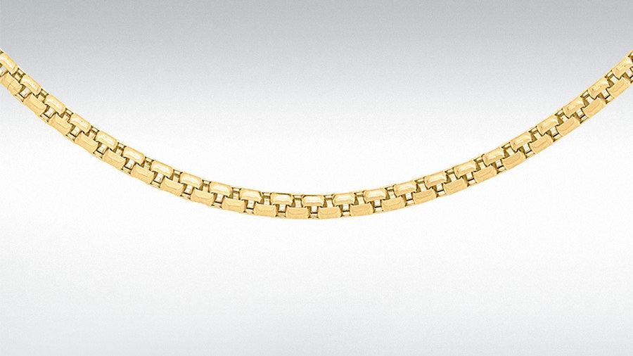 "9ct 20"" Gold Chain"