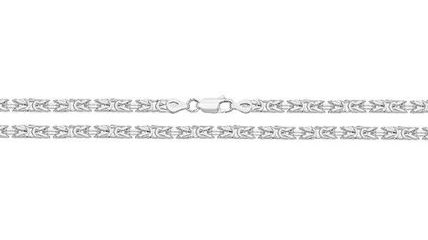 "Silver 18"" Chain"