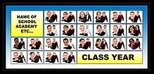 whole class schools photography