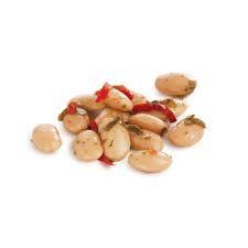 Gigandes White Beans in Vinaigrette - 8oz