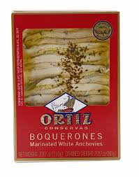 Boquerones White Anchovies in oil
