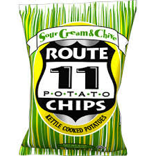 Route 11 Chips - 2oz bag (multiple flavors available)
