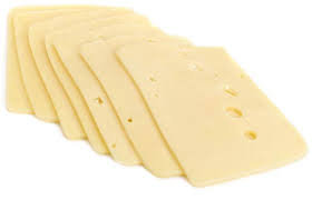Swiss Emmenthaler (sliced) - 8oz