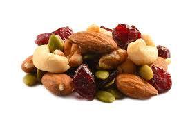 Trail Mix with peanuts - 6.5 oz