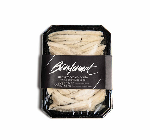Boquerones White Anchovies - 4.6oz