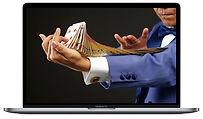 Création de site web pour magicien - magicienne