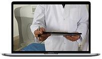 Création de site web pour médecin