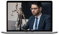 Création de site web pour avocat