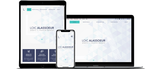 création site web graphiste designer graphique marseille