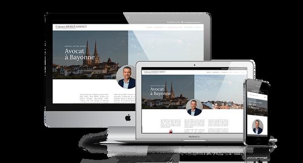 site internet web avocat marseille