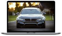 Création de site web pour l'automobile