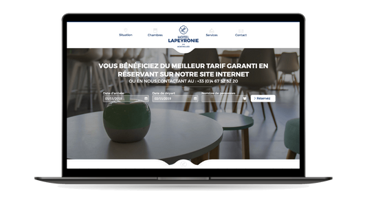 création site location vacances appart'hôtel marseille