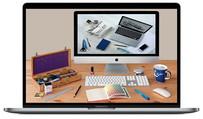 Création de site web pour graphiste