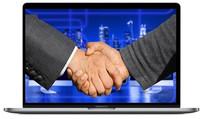 Création de site web pour consultant - consultante