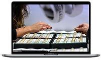 Création de site web pour bijouterie