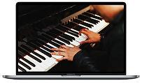 Création de site web pour pianiste